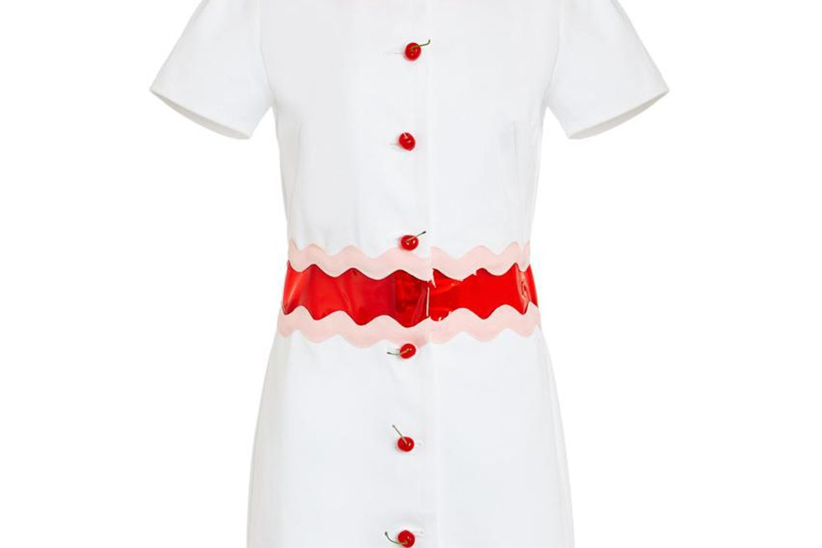 paris 99 you're my cherry fizzle sundae dress