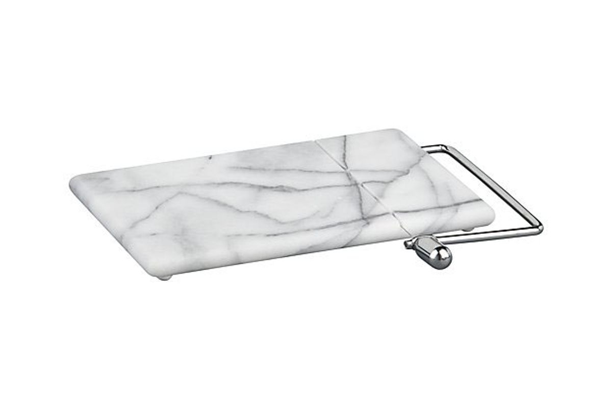crate and barrel french kitchen marble cheese board