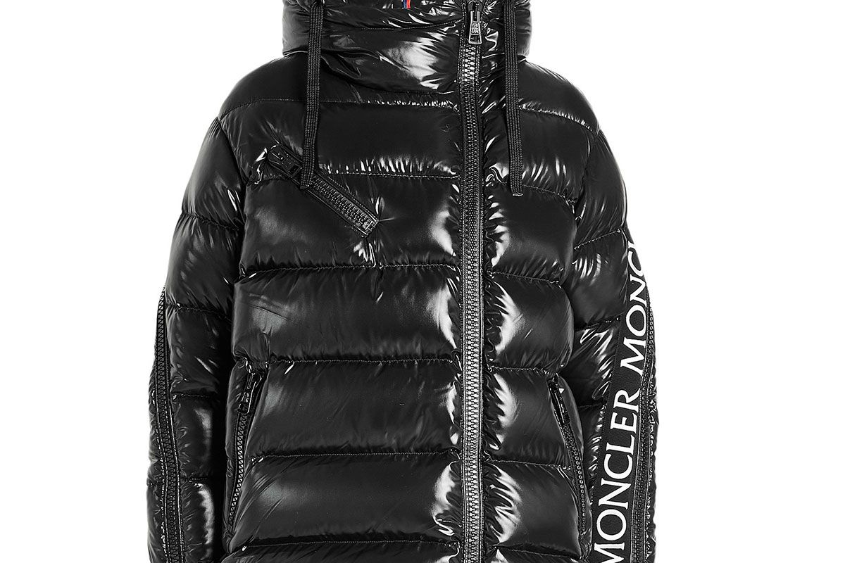 X STYLEBOP.com Down Jacket with Hood