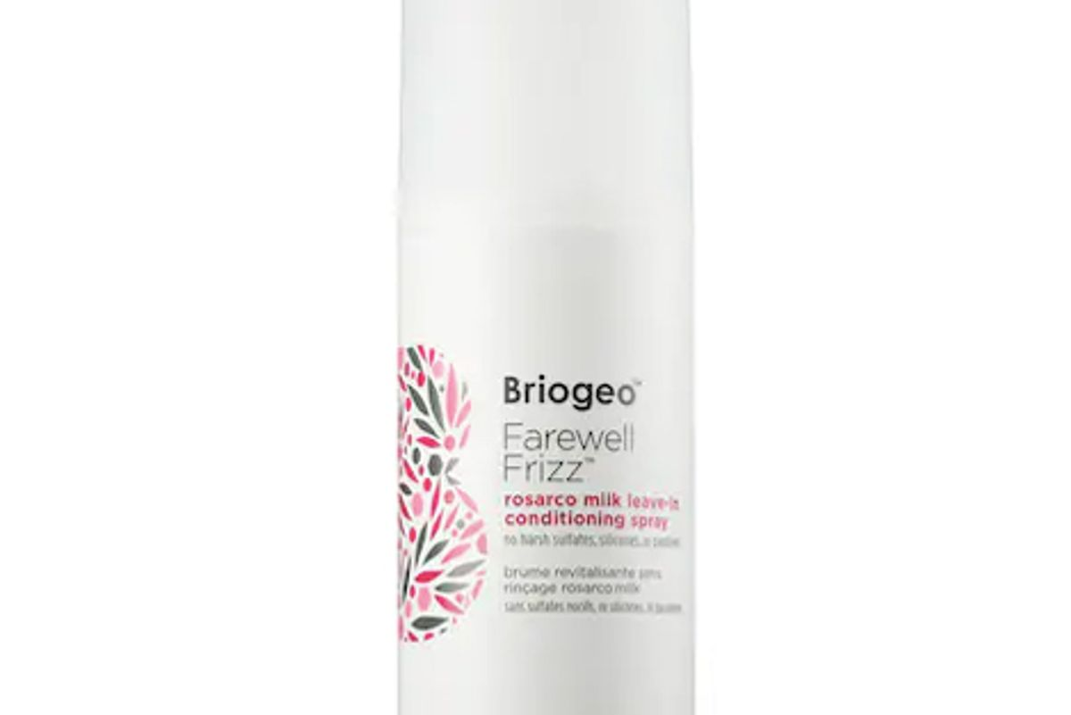 briogeo rosarco milk leave in conditioning spray