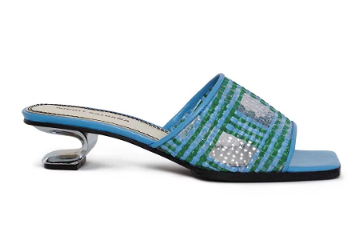 nicole saldana sarah sandals