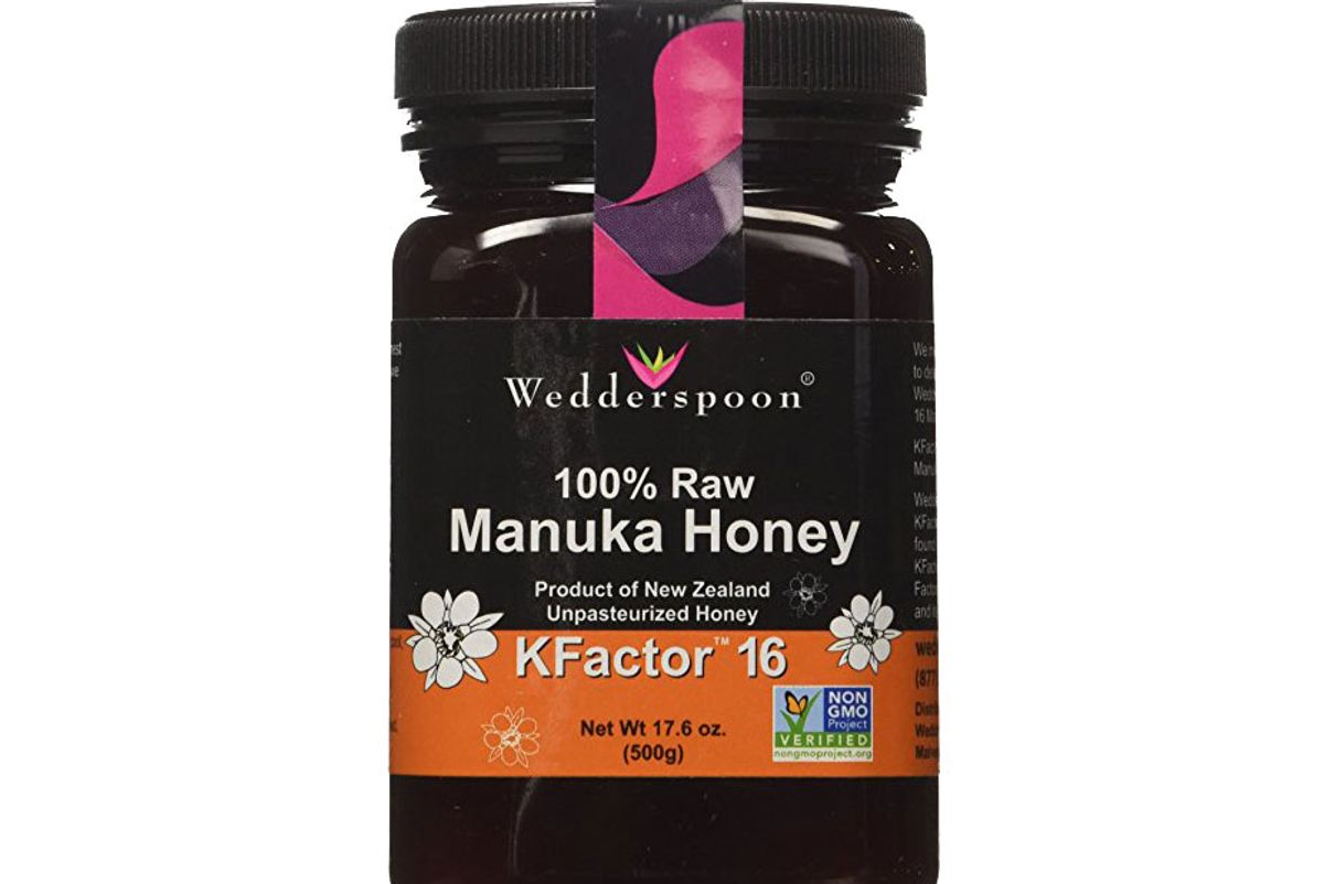 100% Raw Manuka Honey KFactor