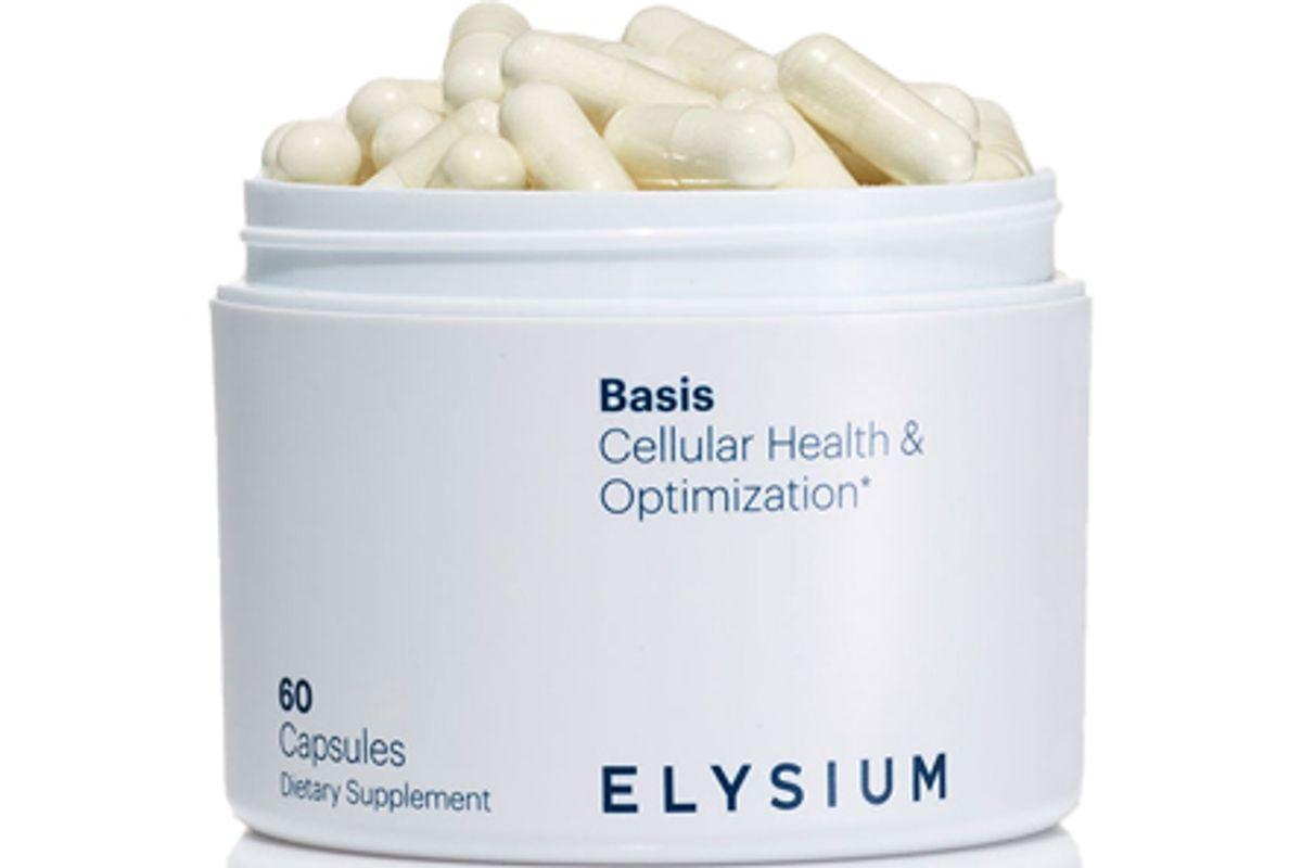 elysium basis supplements