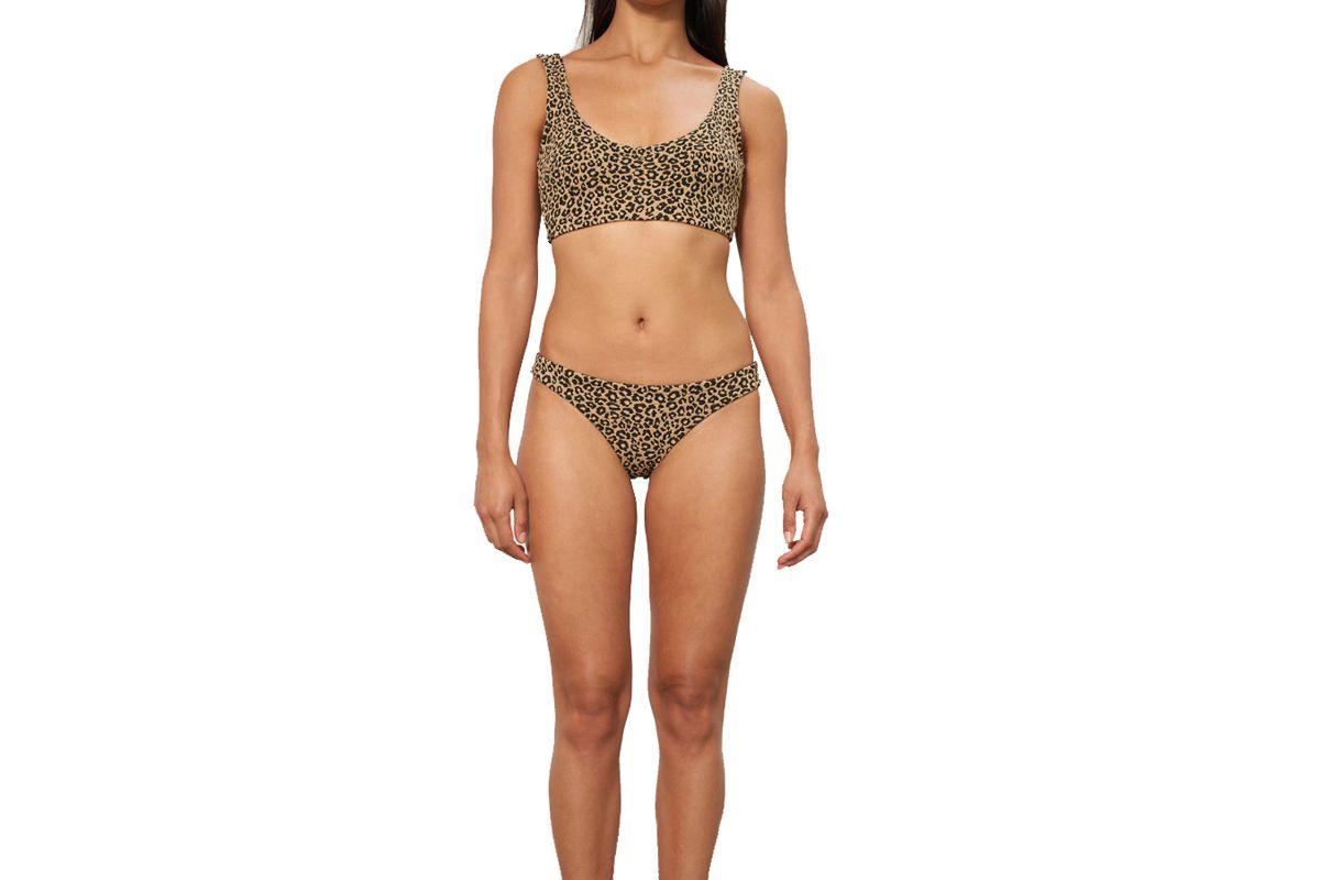 mara hoffman kay bikini bottom