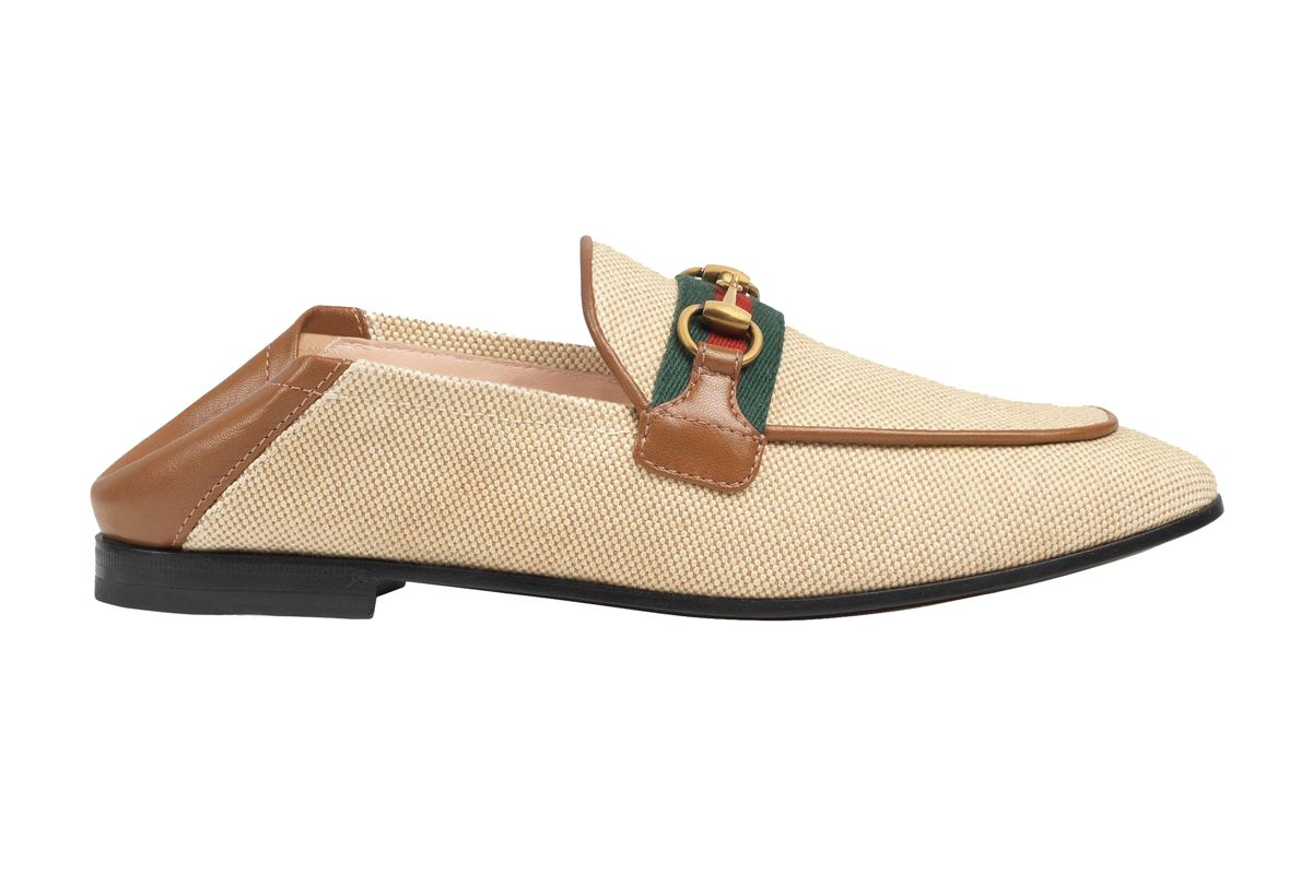 gucci women's horsebit loafers with web