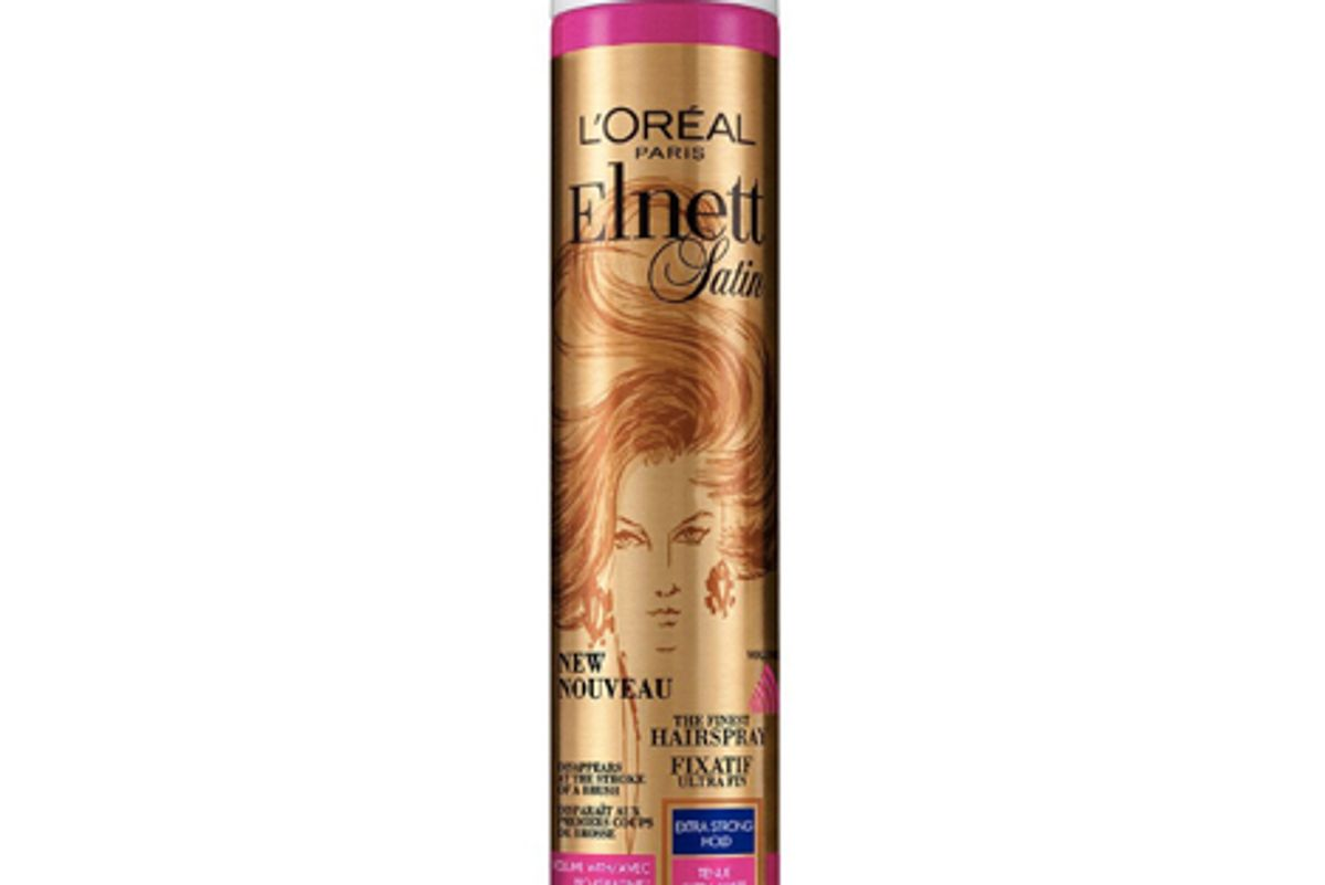 loreal paris elnett hairspray