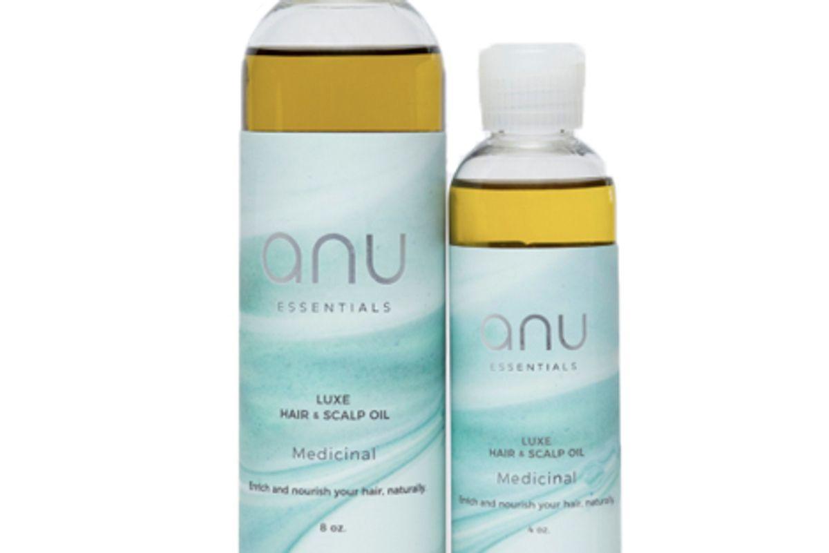 anu essentials medicinal hair oil