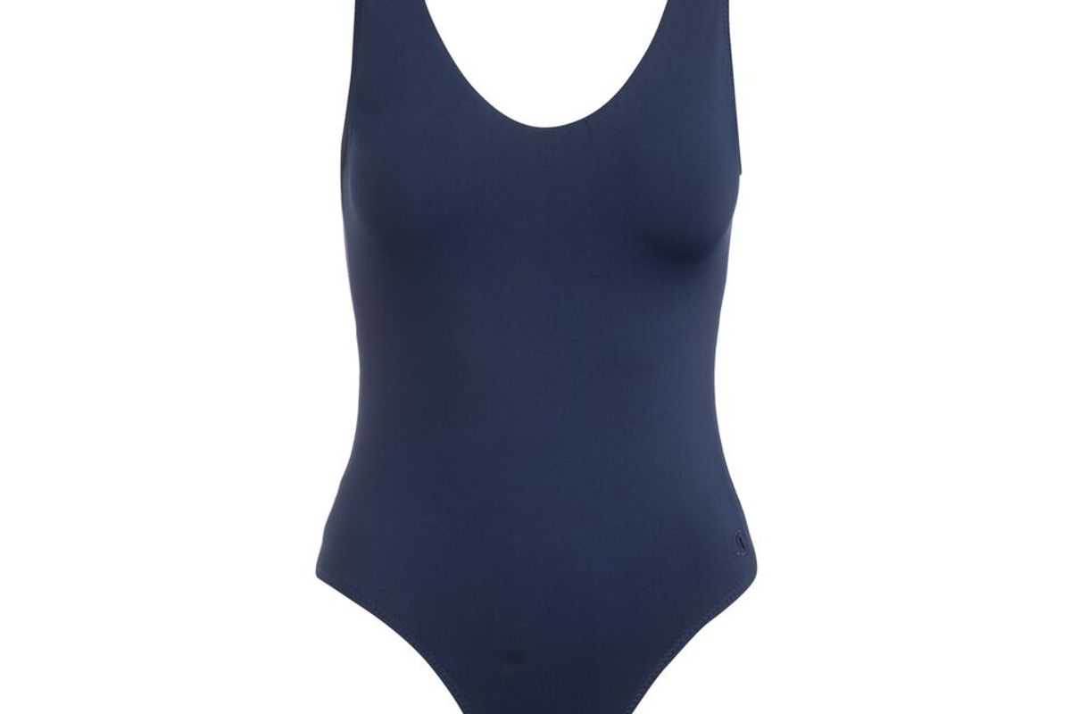andie swim the tulum in navy