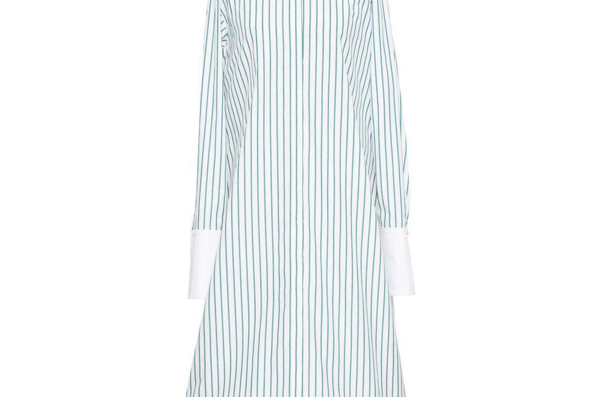 marina moscone alex shirtdress
