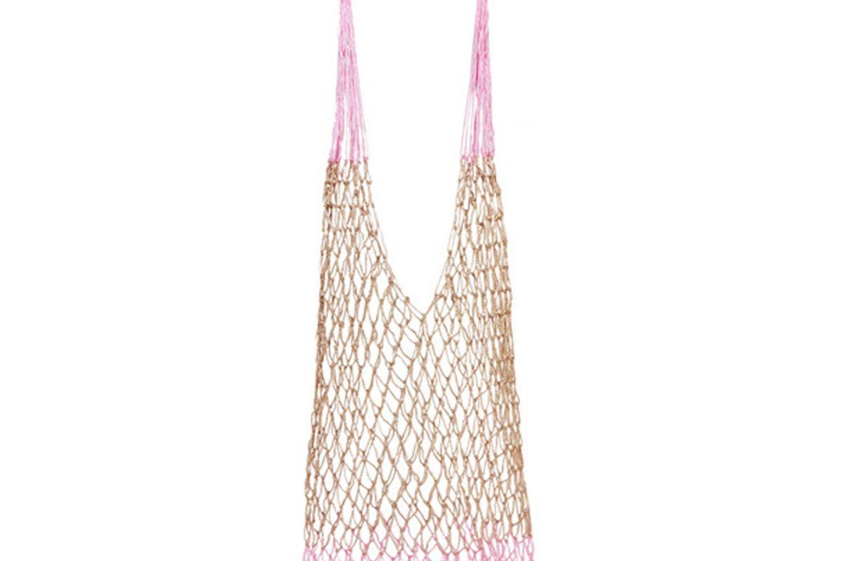 sohpie anderson macrame shoulder bag