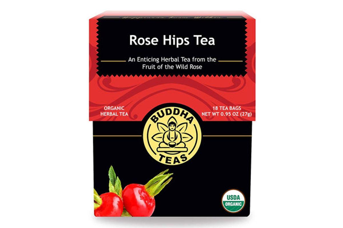 buddha teas rose hips tea