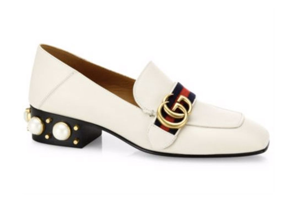 Peyton Leather Loafers