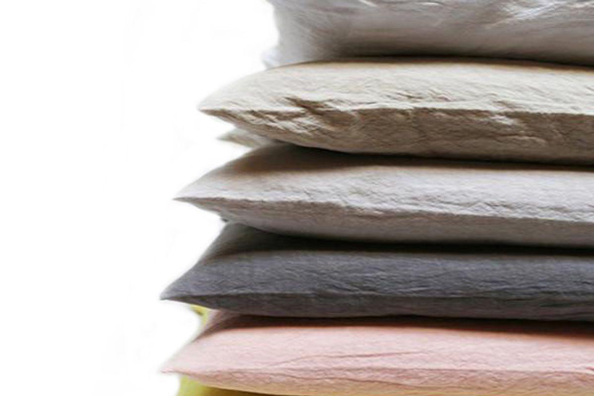 Pre-Washed Natural Linen Sheets
