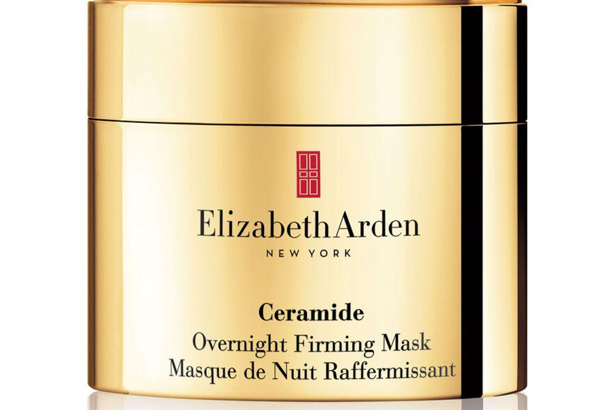 elizabeth arden ceramide overnight firming mask