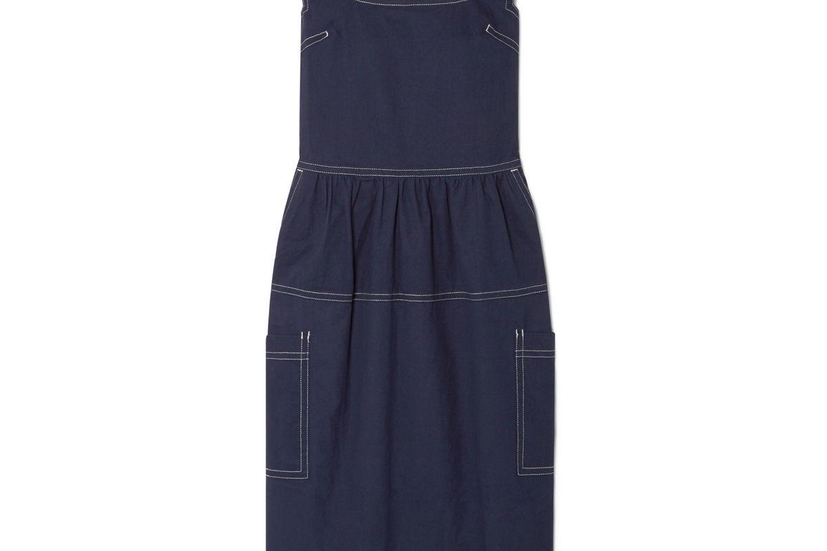 l.f.markey vernon denim dress