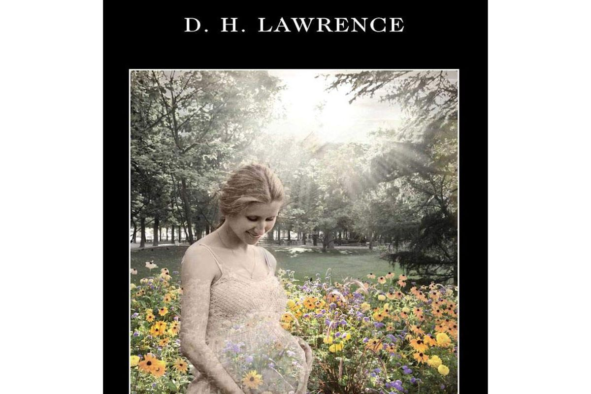 d.h. lawrence sons and lovers