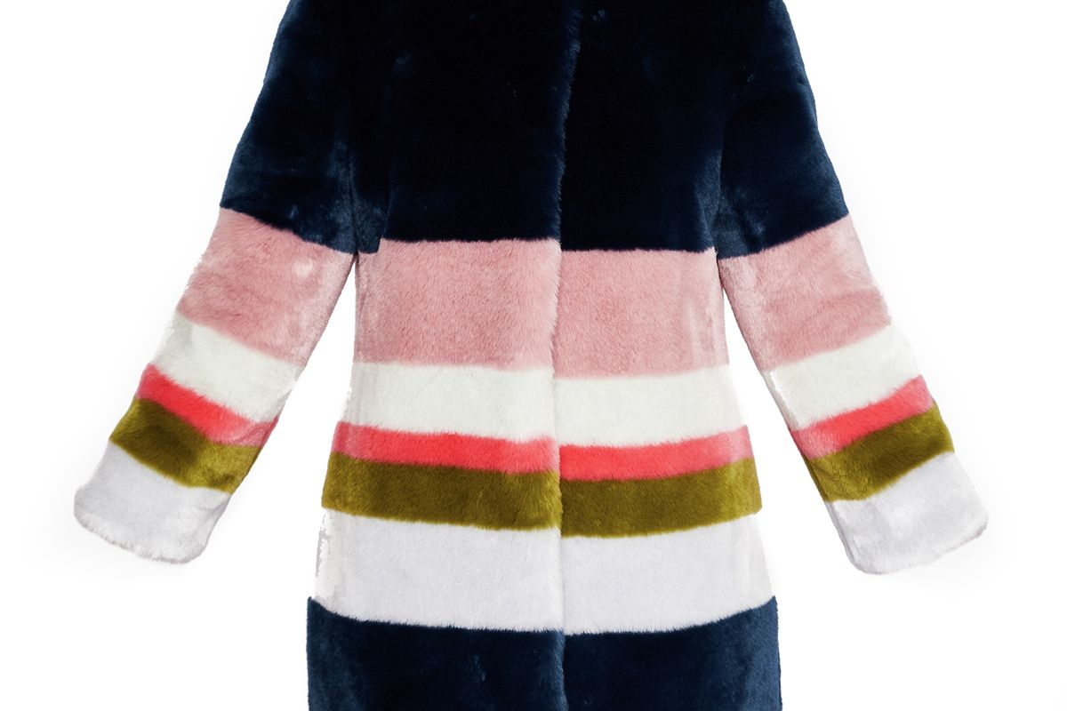 Ramani Faux Fur Coat