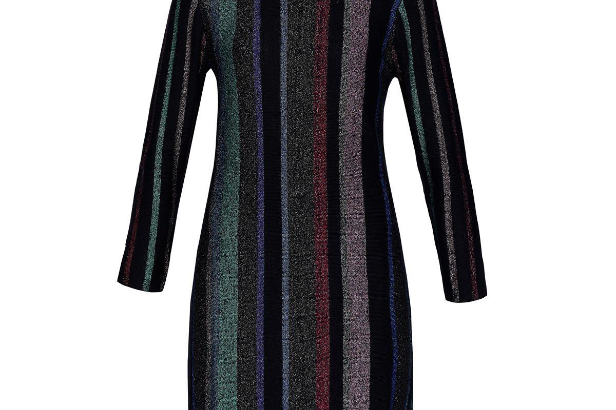 Maryan Striped Jumper Dress