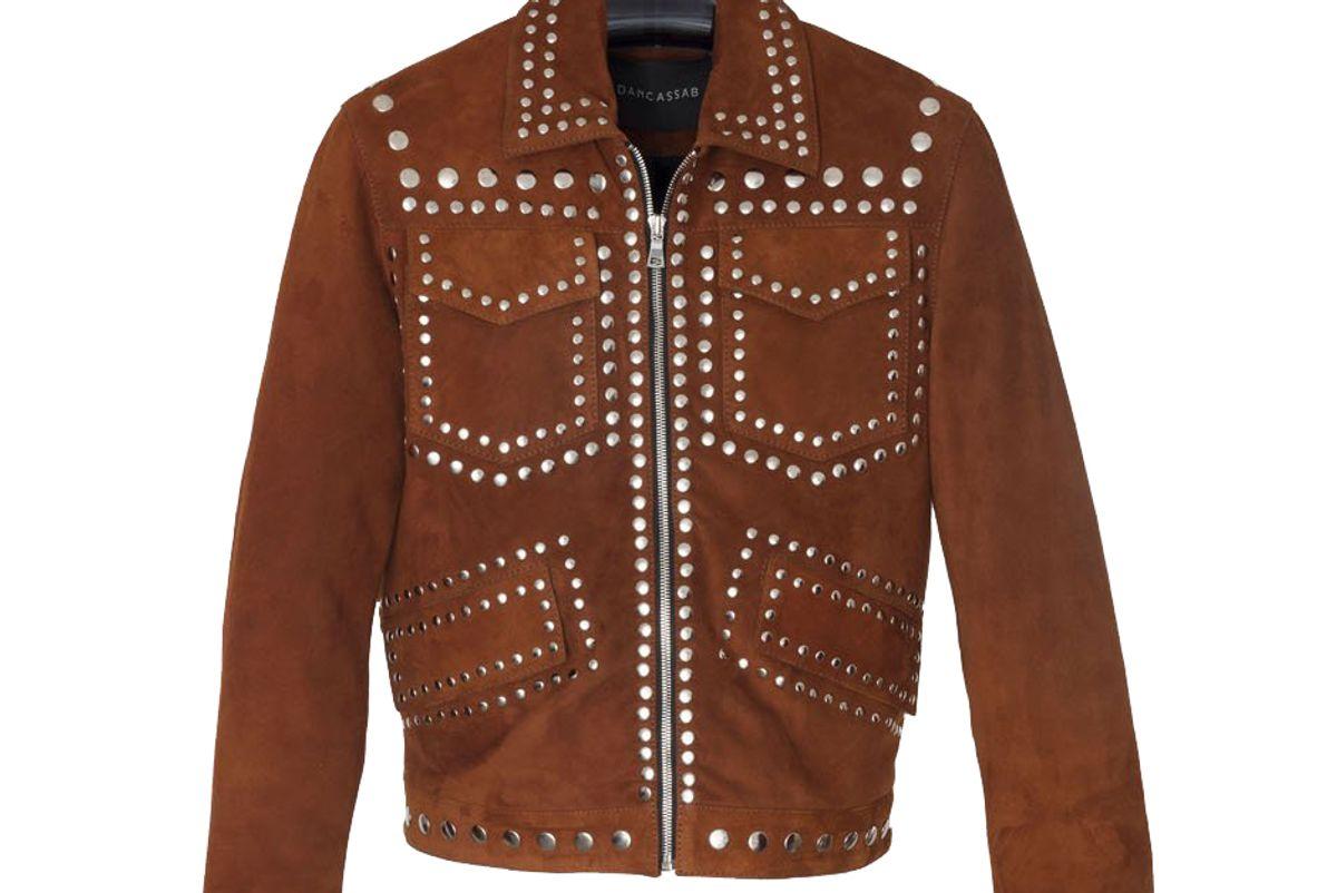dancassab love jacket