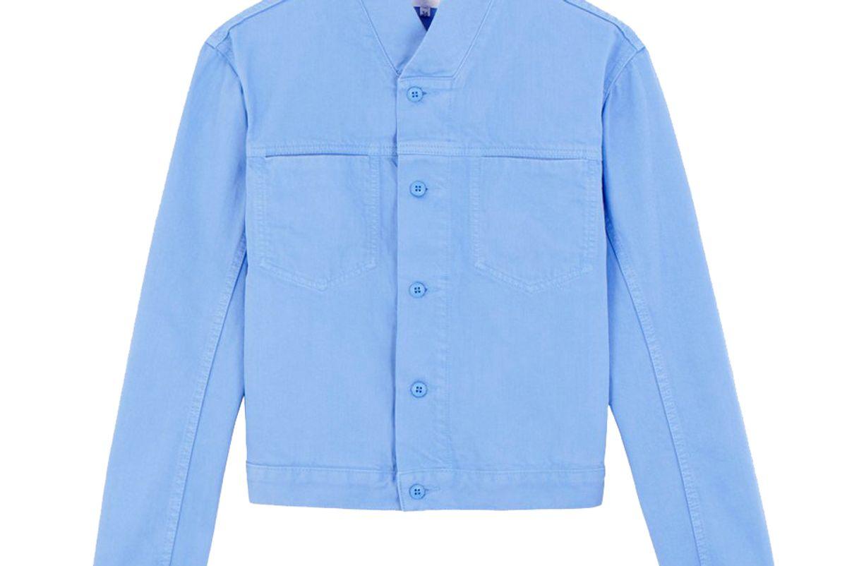 13 bonaparte false collar jacket