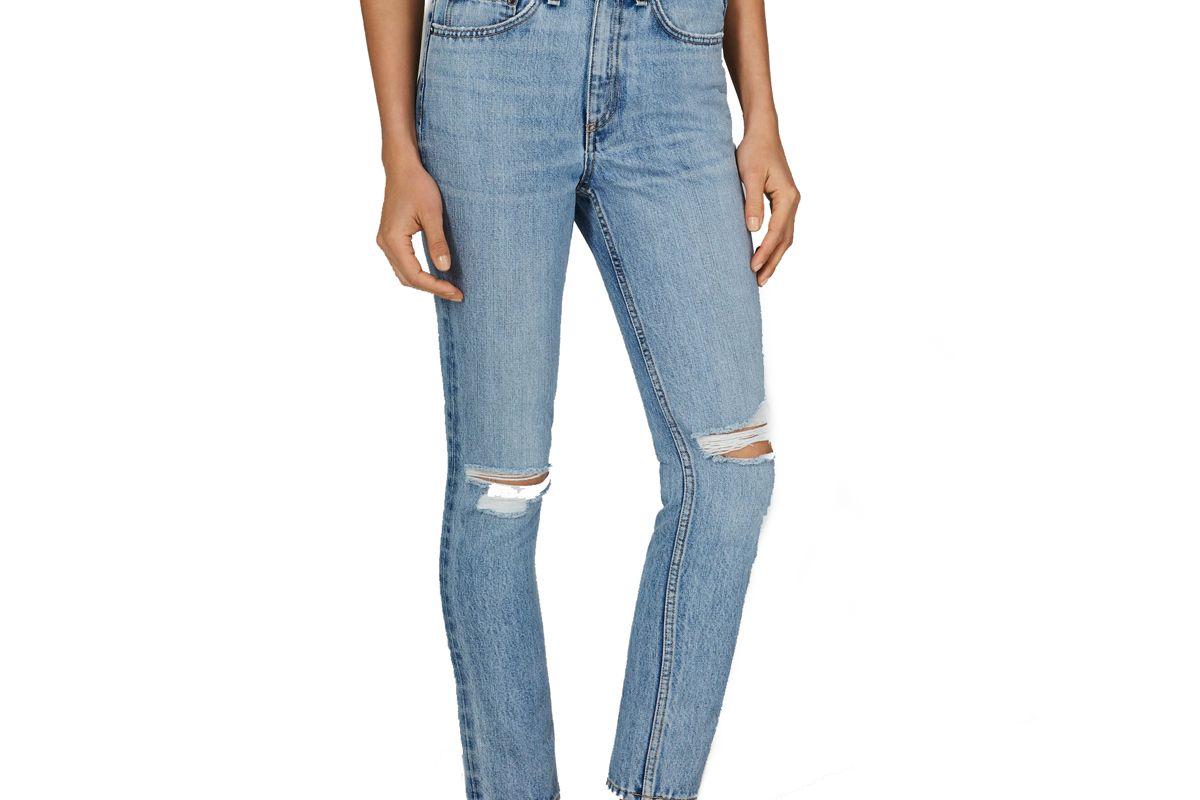 askk ny rigid skinny jeans