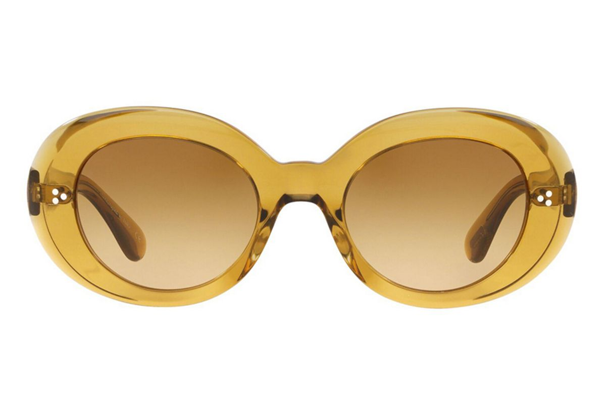 oliver peoples erissa round sunglasses