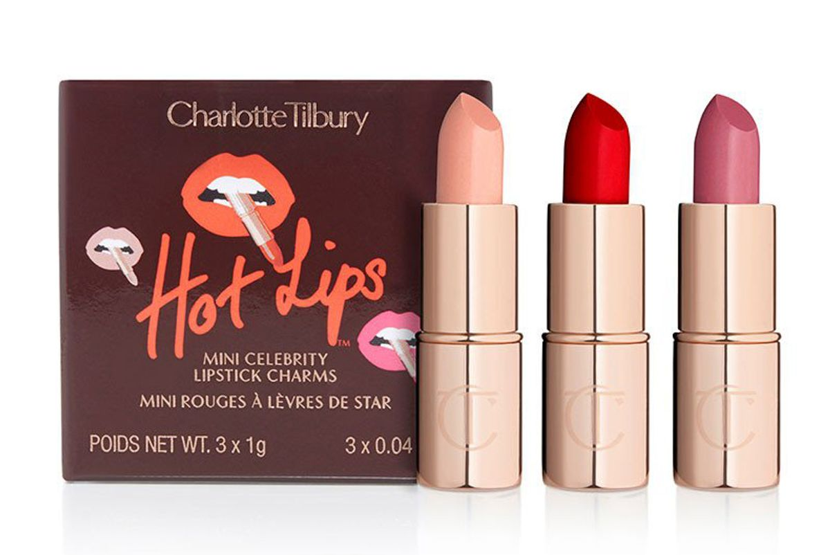 Hot Lips Mini Celebrity Lipstick Charms
