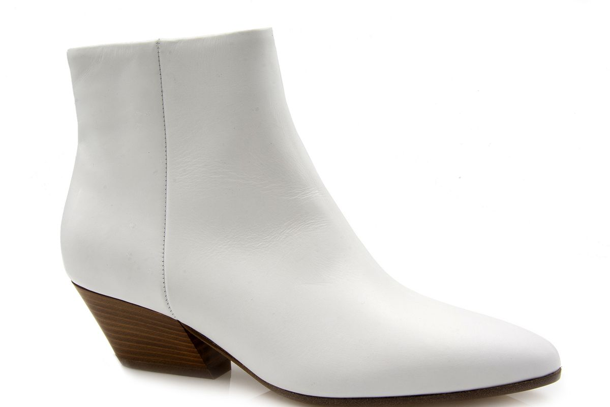 Vaughn Boot in Optic White