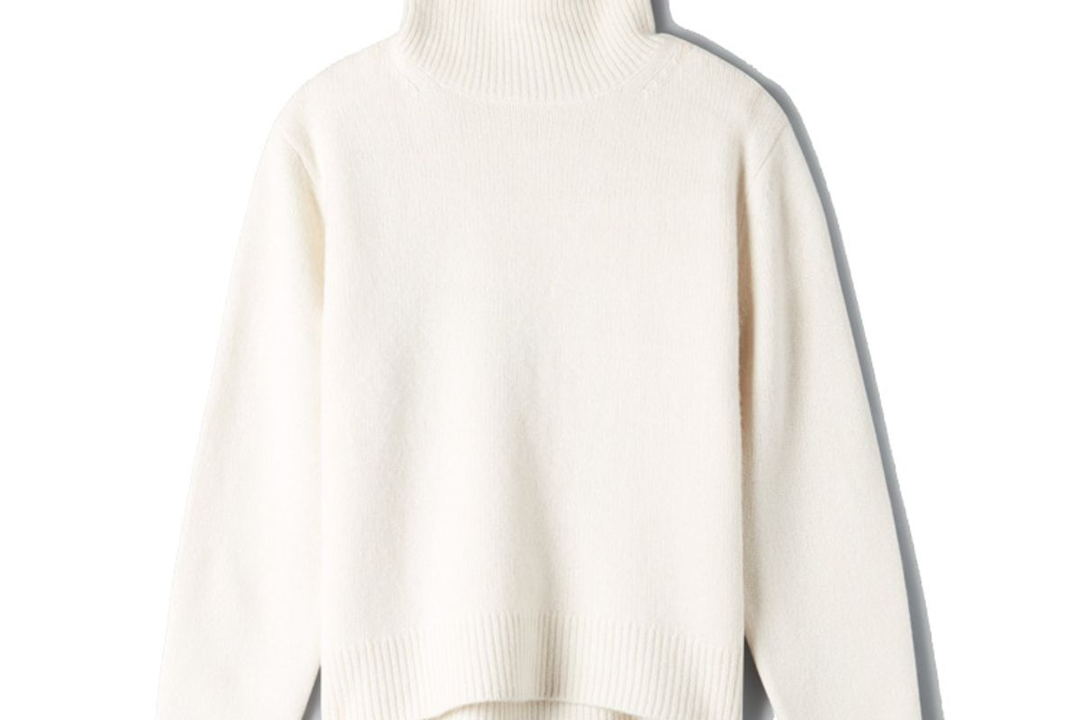 aritzia wilfred jara cashmere sweater