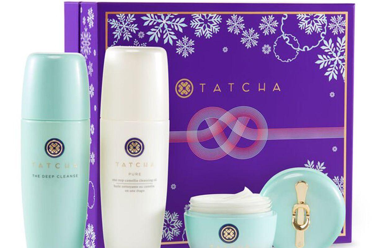 tatcha purifying and pore perfecting treasures