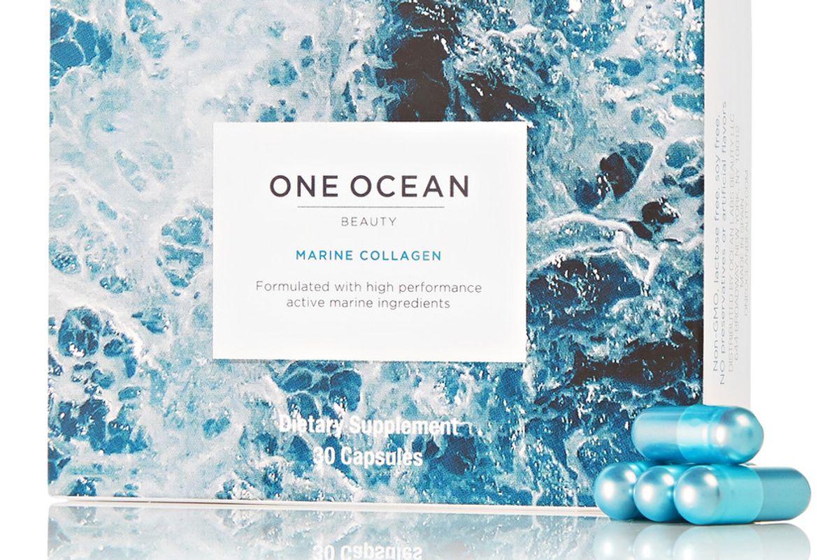 one ocean beauty marine collagen supplement