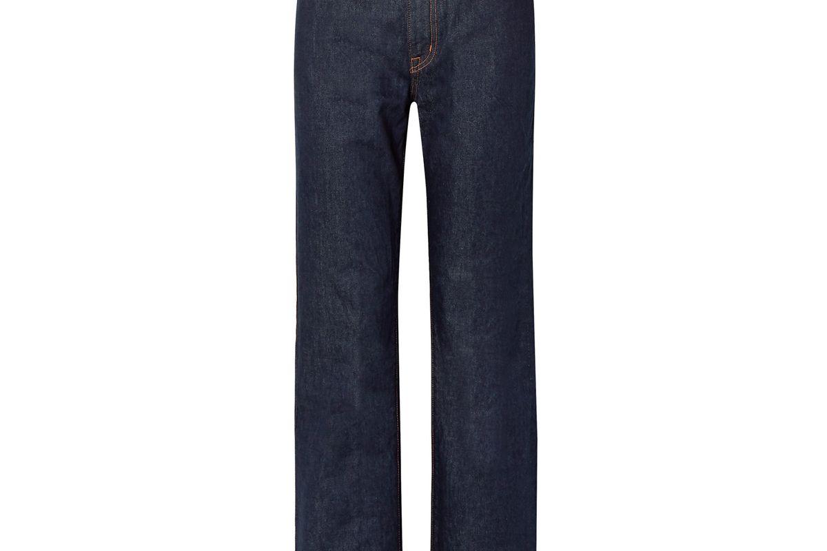 slvrlake london high rise straight leg jeans