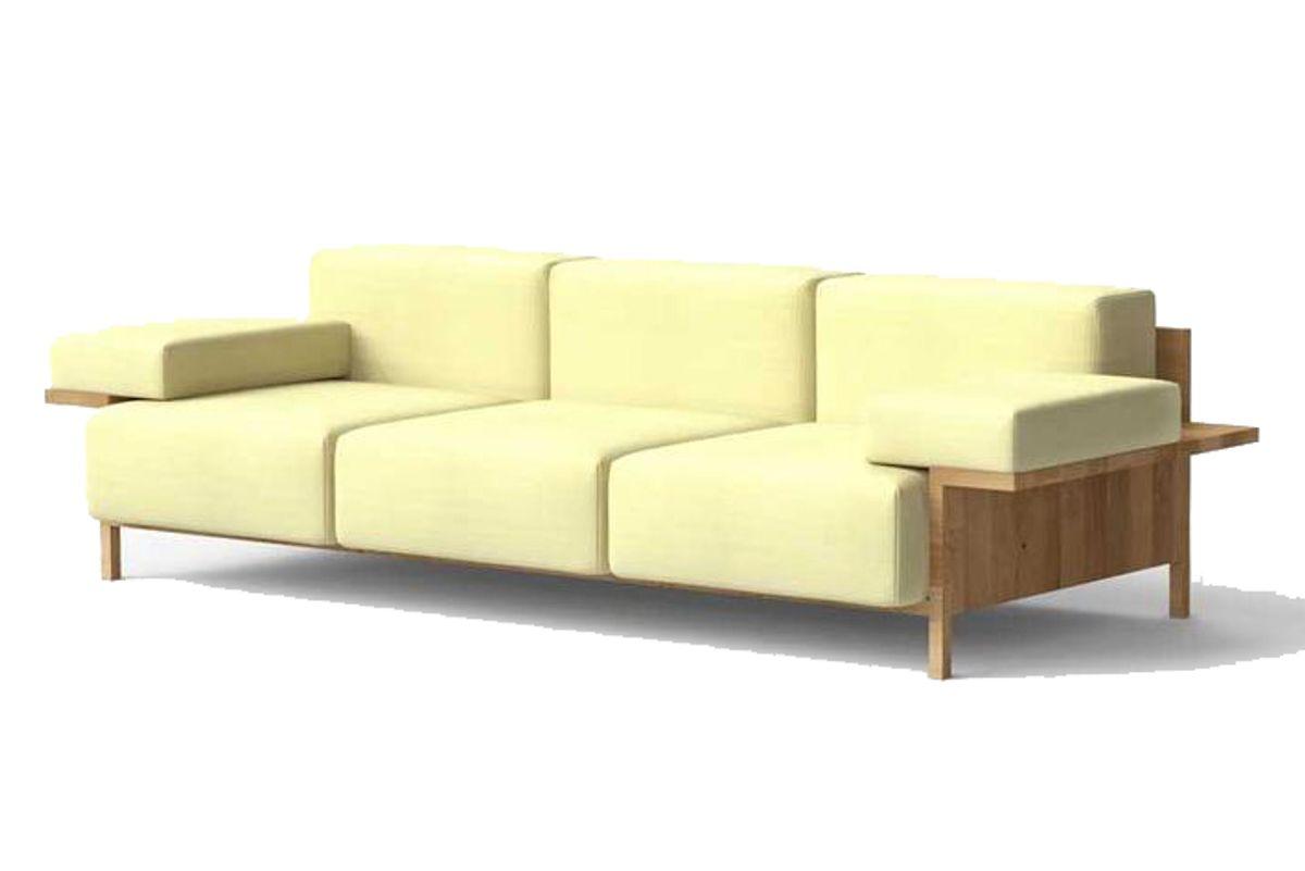 studio david thulstrup 3 seater mooner sofa