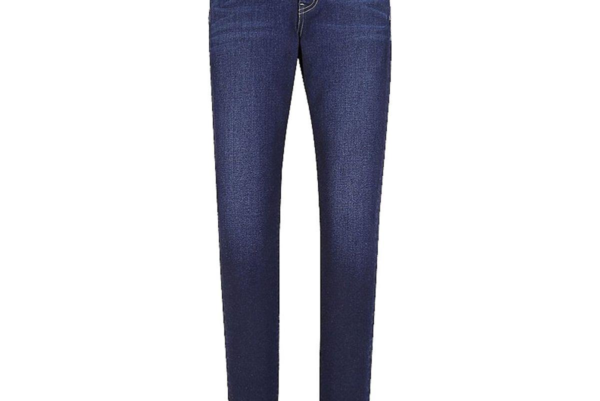 Women High-Rise HEATTECH Skinny Fit Jeans