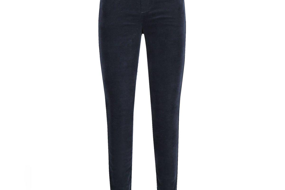 Women HEATTECH High-Rise Leggings Pants (Velvet)