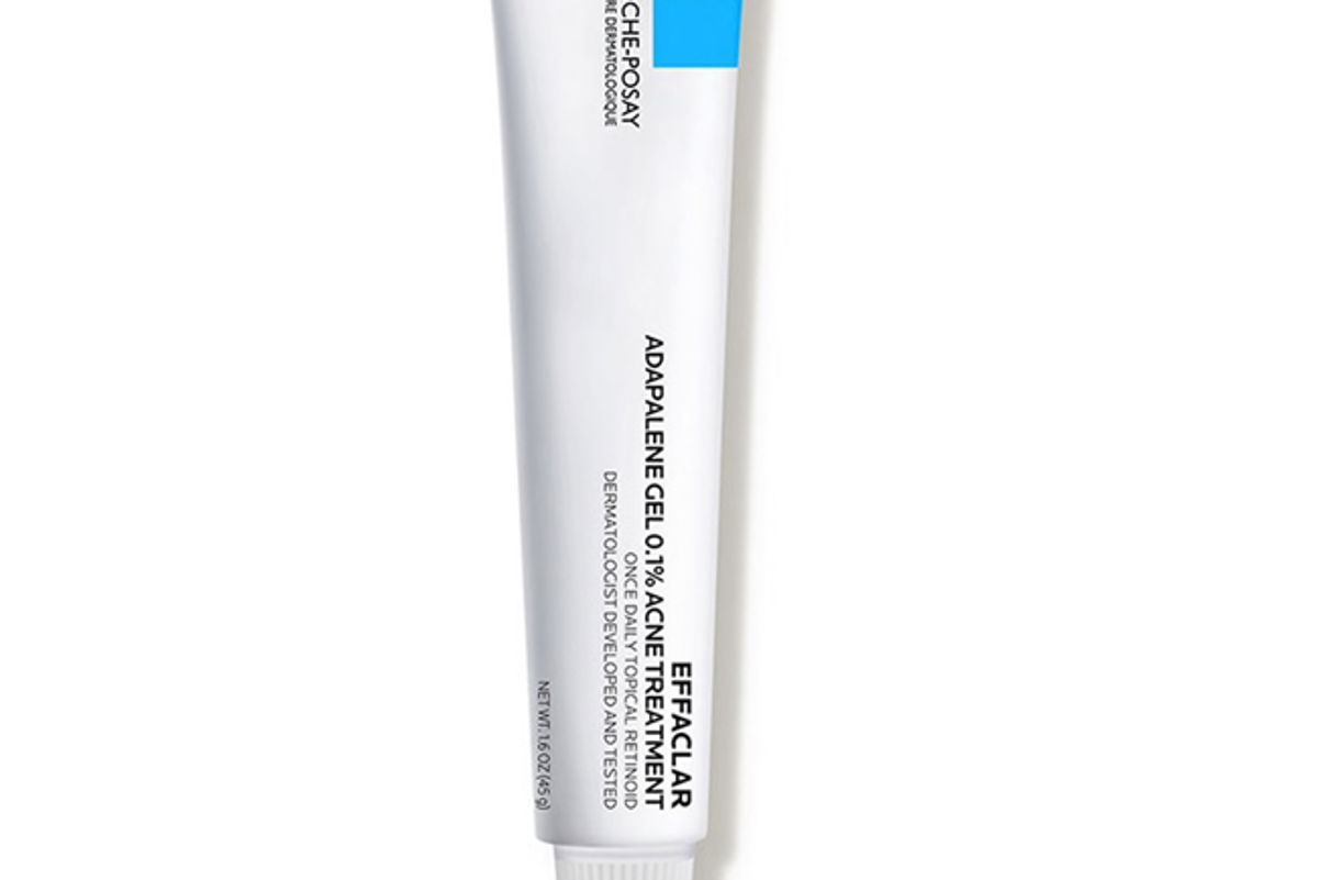 la roche posay effaclar adapalene gel point 1 percent acne treatment pescription strength topical retinoid for face