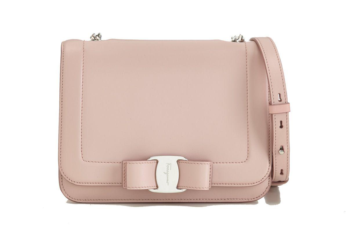 Small Vara Rainbow Bag in Bon Bon Pink