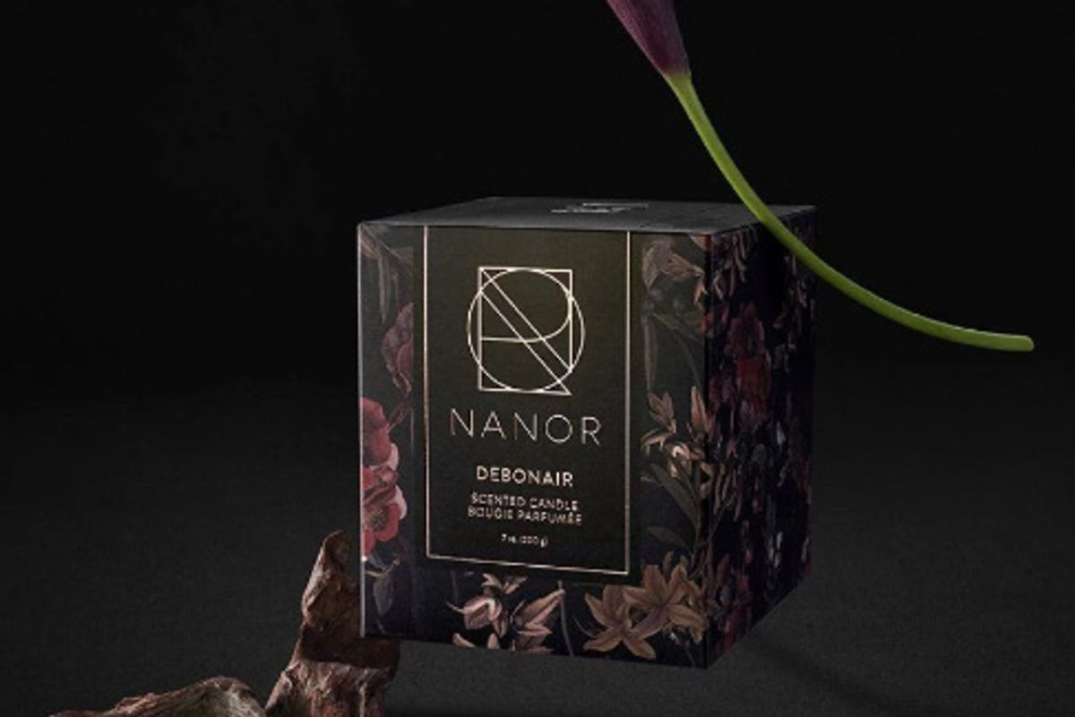 nanor deonair scented candle