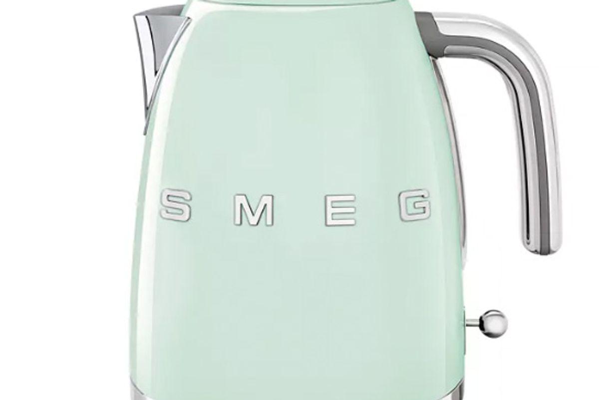 smeg 50s retro electric kettle