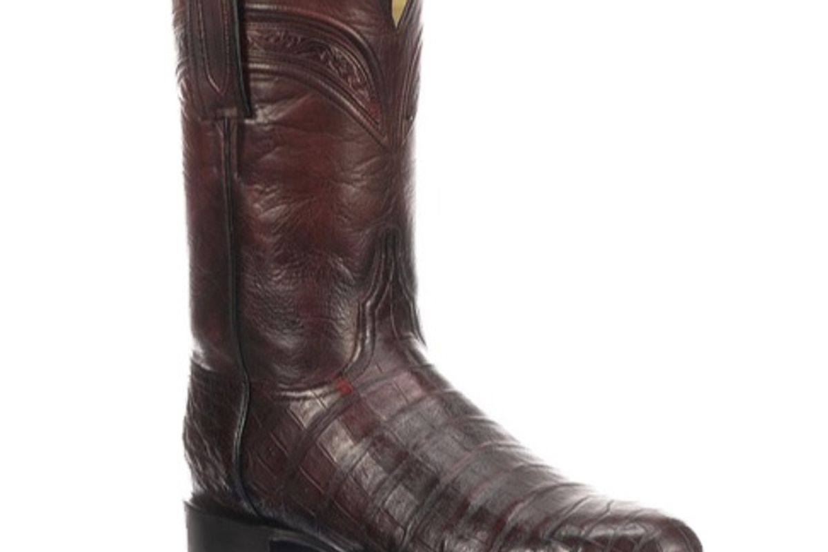 lucchese wilson boots