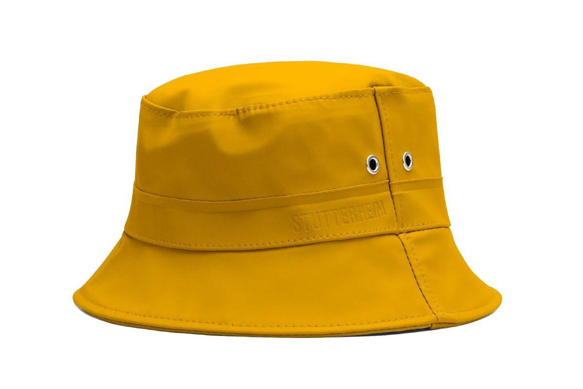 stutterheim beckholmen yellow hat