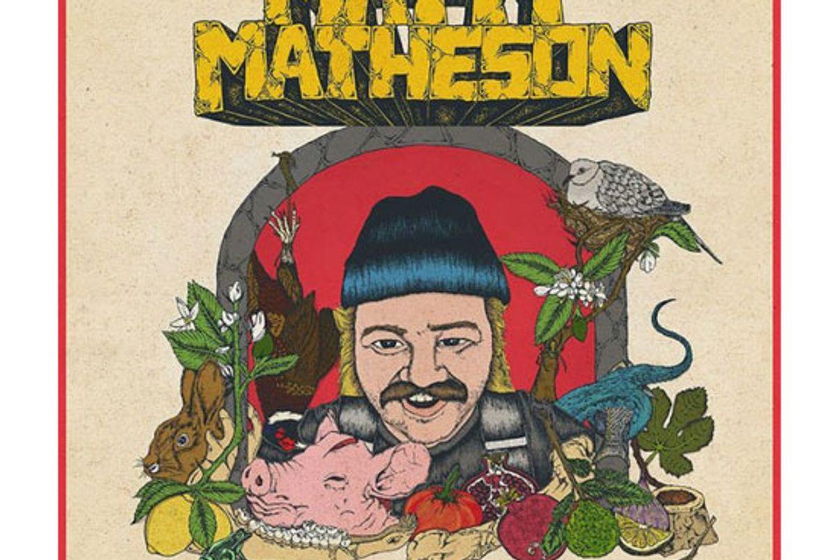 a cookbook by matty matheson