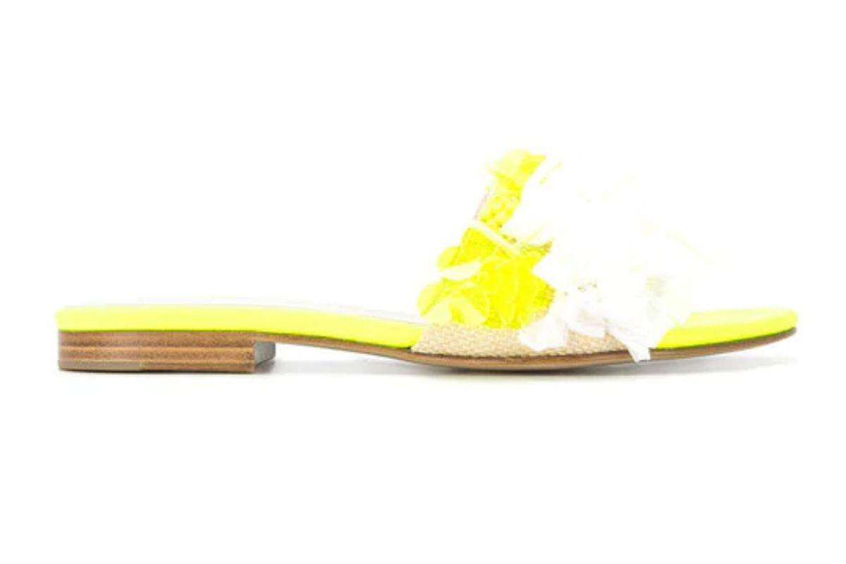 delpozo embellished sandals