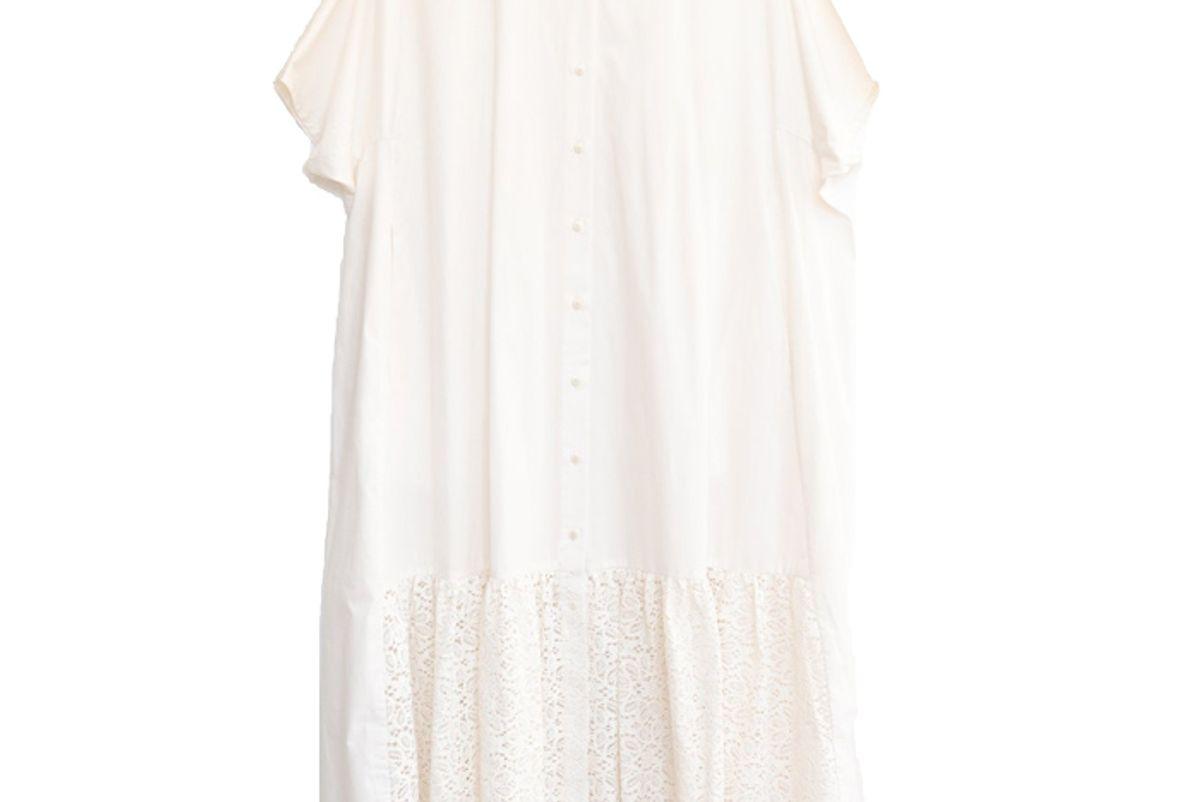 mr larkin nadine dress paper lace