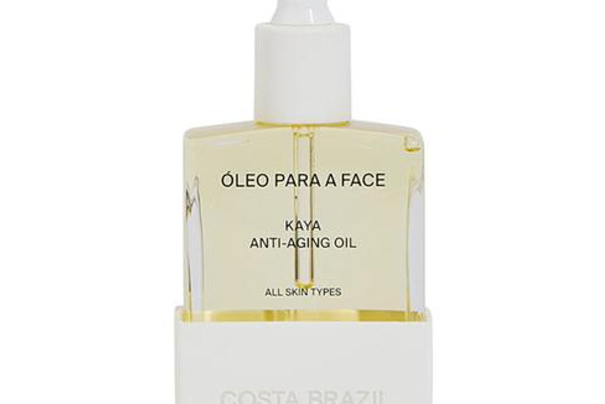 costa brazil oleo para a face kaya anti aging face oil