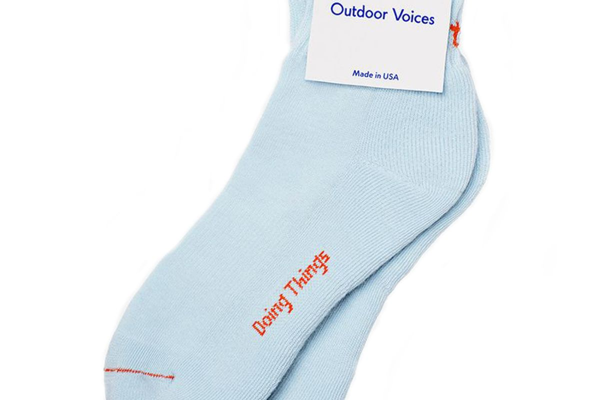 outdoor voices rec sock ankle