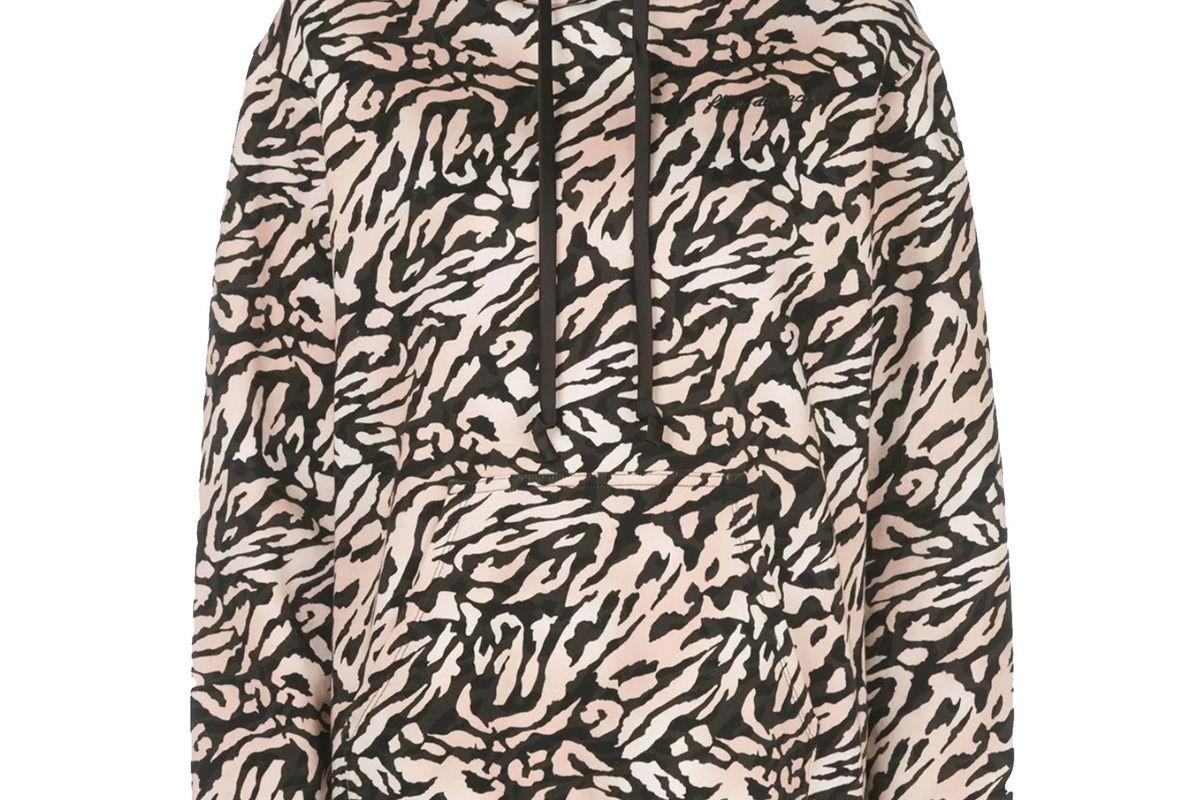 fleur du mal tiger hoodie