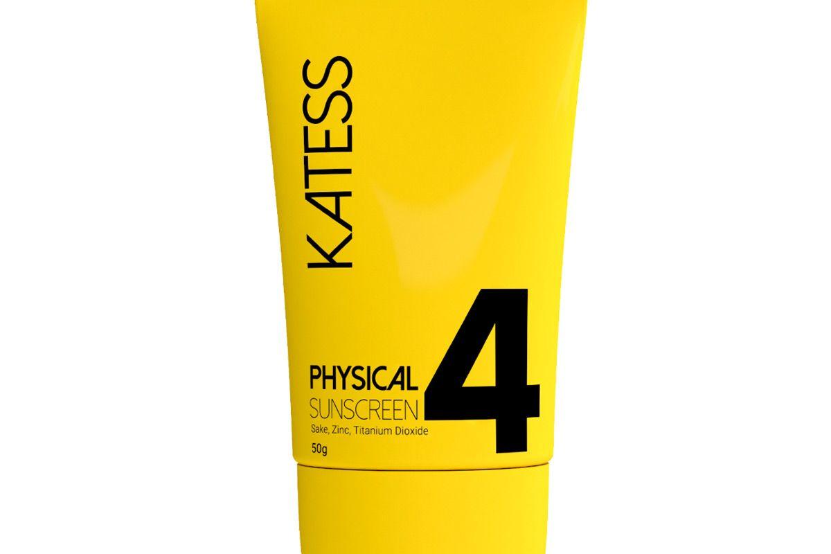 katess day skin care physcial sunscreen