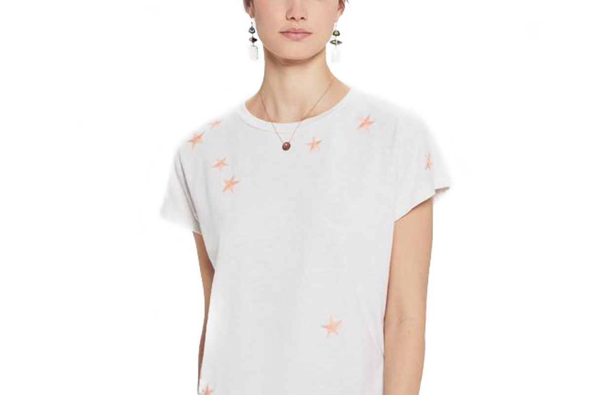mother the boxy goodie goodie under the wide and starry sky tee