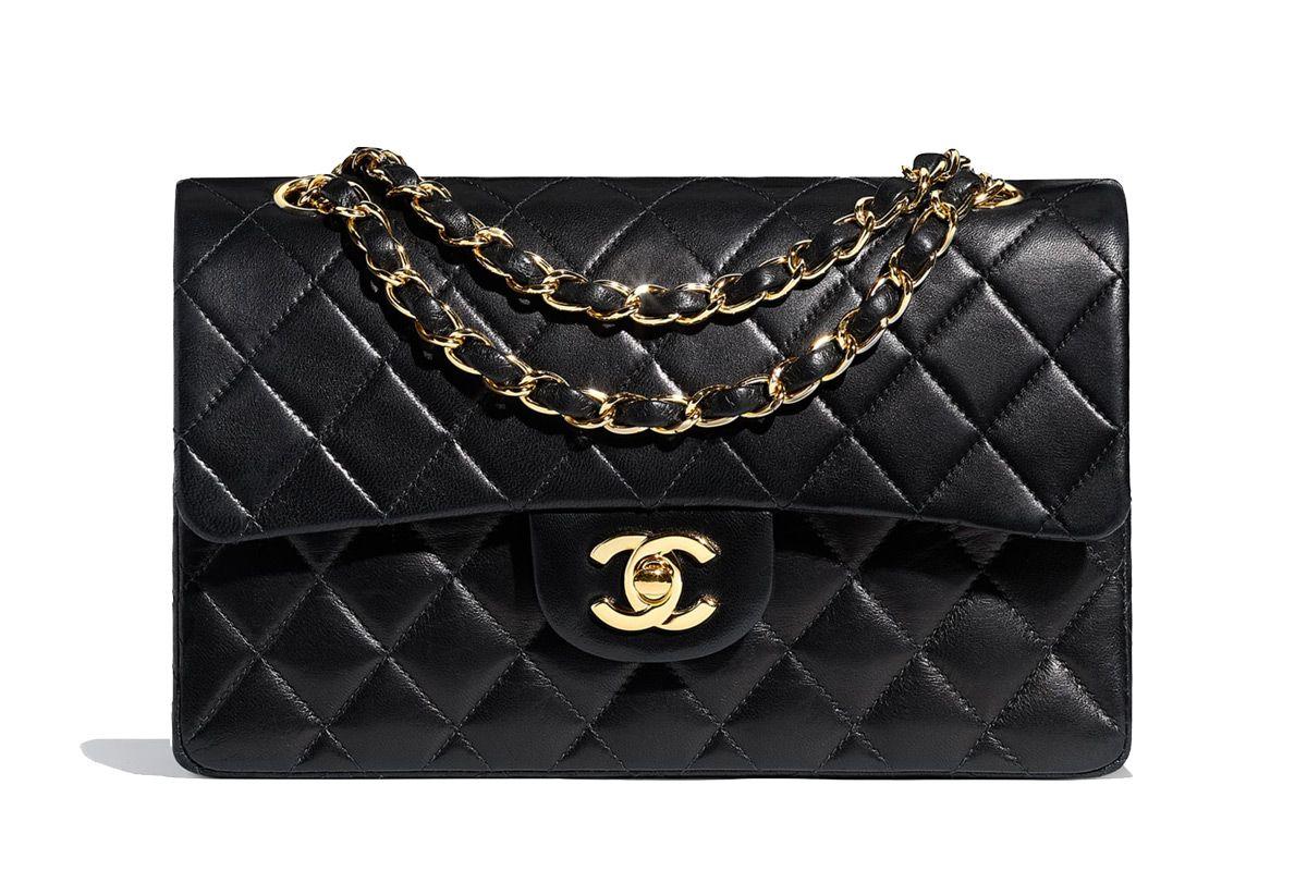 chanel small classic handbag